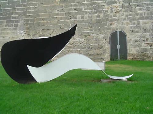 Blanco y negro horizontal