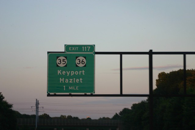 Exit 117 Garden State Parkway Flickr Photo Sharing