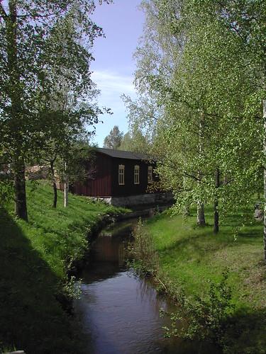 2005 holiday finland river rauma