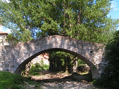 Pont sobre el riu Fortanete