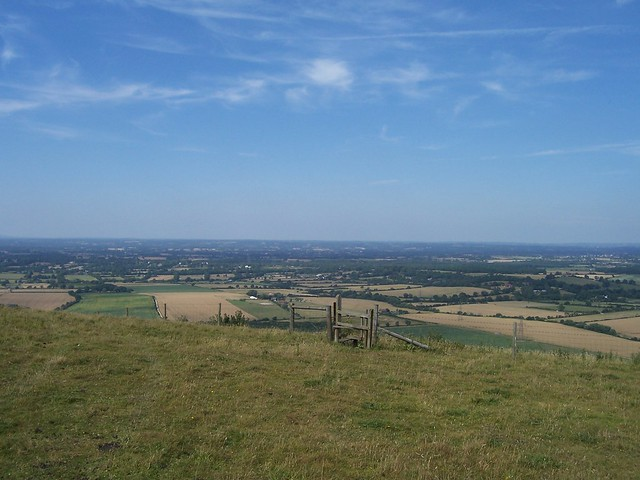 View near Devil's Dyke