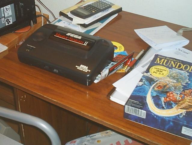 Master System 2 y Mundodisco