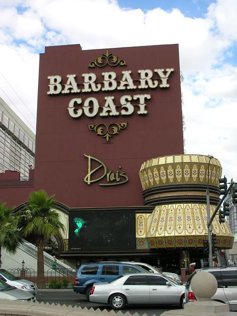 barbary coast vegas