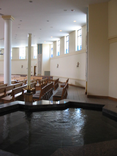 Baptism Pool (A Holy Hot Tub)