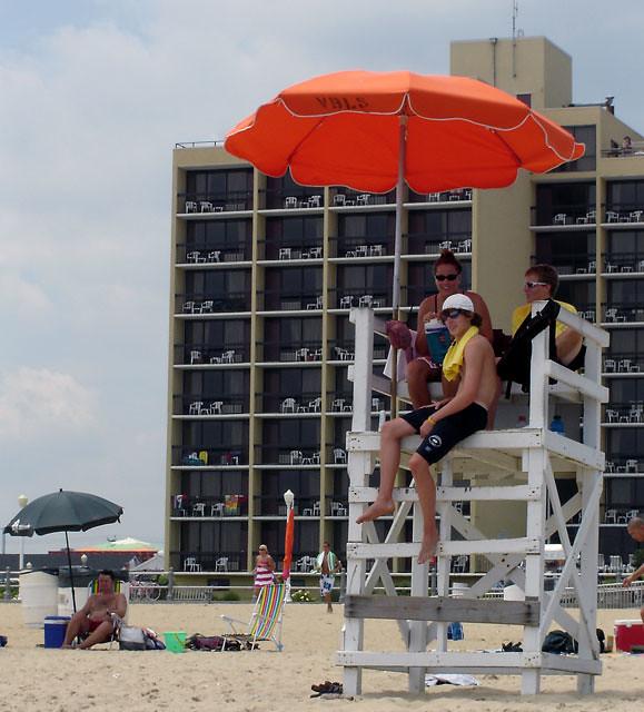 Lifeguard Virginia Beach Sweatpants