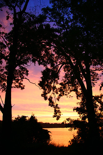 trees sunset lake clouds michigan impressive bloomfieldhills metrodetroit geoffgeorge gsgeorge geoffreygeorge gsgfilms gsgfilmscom