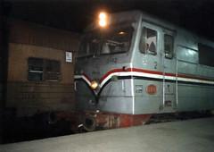 Cairo's night train to Luxor