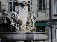 Fontana Robba in Ljubljana