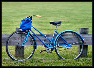 Mystery Bike
