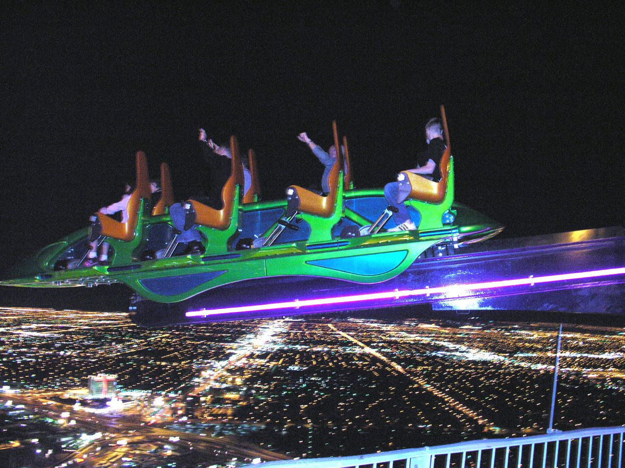 X Scream - Stratosphere Tower - Las Vegas | Flickr - Photo ...