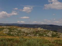 Granite hillside near Petit Paris.