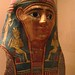 Egyptian Mummy Mask 1st century CE Linen Gesso