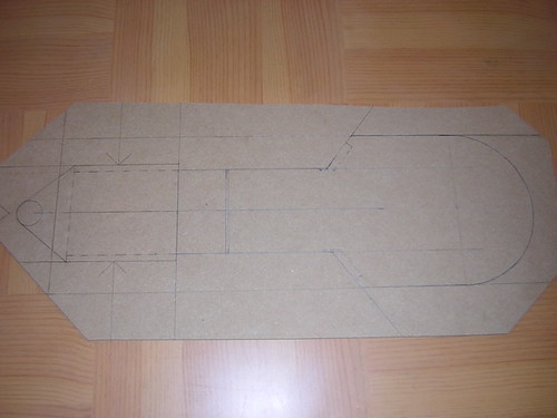 Victor 39 s r2d2 building diary july 2005 for R2d2 leg template