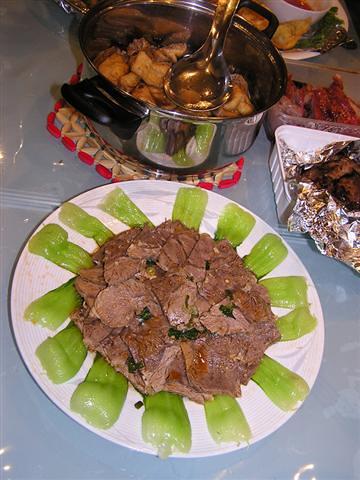 Bak Kut Teh, Five Spice Beef, Grilled Pork Chops | Flickr - Photo ...