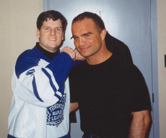 Tie Domi and me