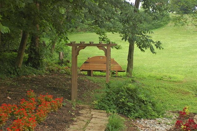 Garden At Cedar Hill Frederick Douglas The Great