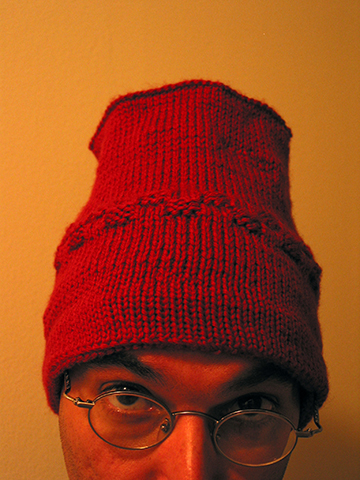 Susan's Toque, Completed