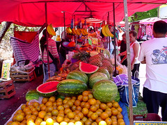 tianguis fruit stall
