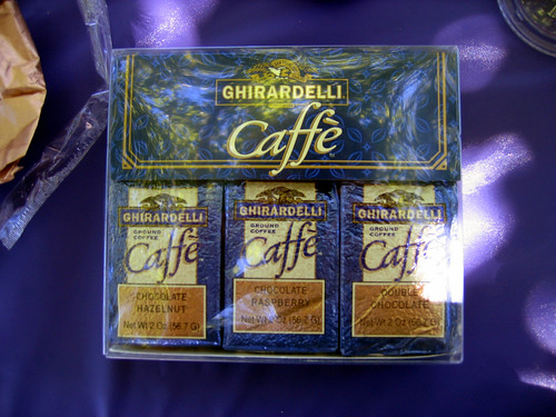 ghirardelli coffee