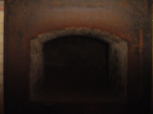 Header of cremator