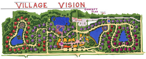 Give Kids The World Map.Village Vision Conceptual Plan Med The Concept Plan For Gi Flickr