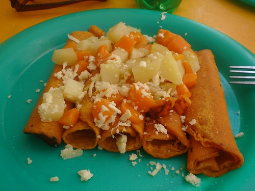 enchiladas potosinas | Flickr - Photo Sharing!