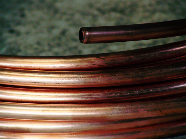 Small Copper Tubing Sizes: Inside The Fettling Shed, 2004 Summer Camp