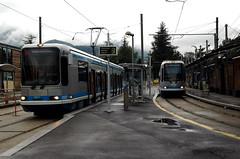 Grenoble Trams