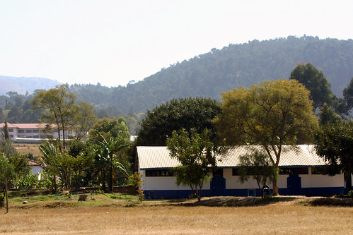 mbeya secondary school grounds