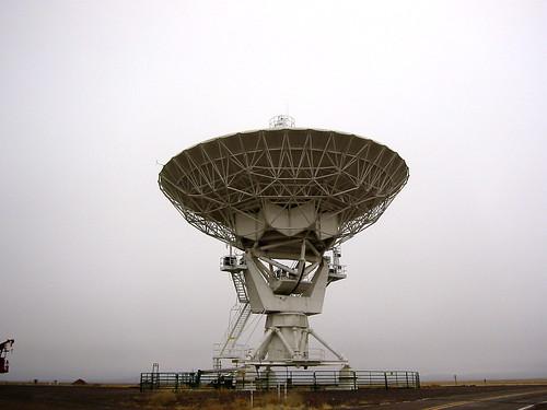 VLA antenna