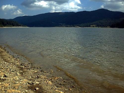 italy mountain lake calabria sila largoarvo regionecalabria