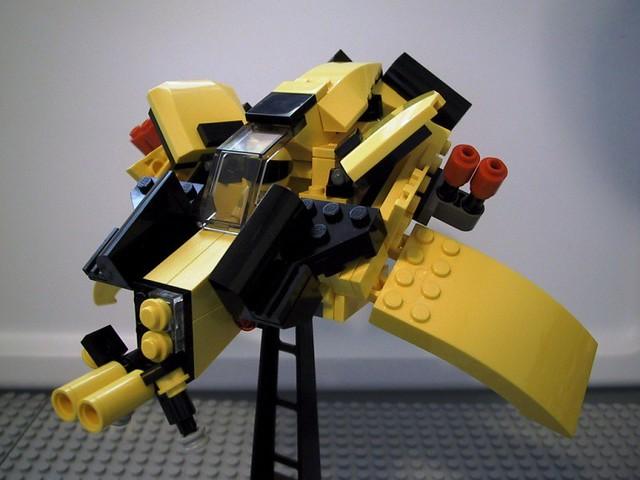 The Vanth Light Gunship