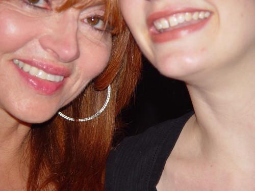 Judy Tenuta and Erica Reid