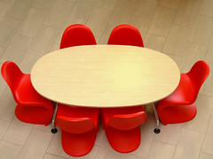Meeting Table by Mo Elnadi