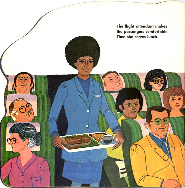 The Airplane Book: lunchtime