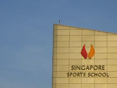 Singapore Sports School by chloe.Ry