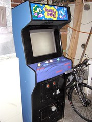 recreation(0.0), arcade game(1.0), video game arcade cabinet(1.0), games(1.0),