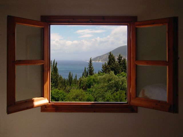 My window to the world a gallery on flickr for Picture window
