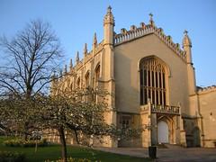 At Cheltenham College