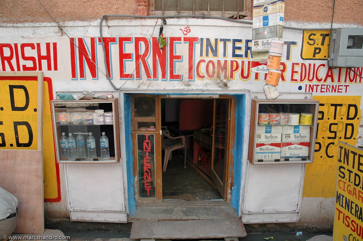 Halfpint Indian Internet Cafe - A Photo On Flickriver-8636