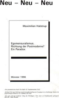 Egomensuralismus_Richtung-der-Postmoderne_1996