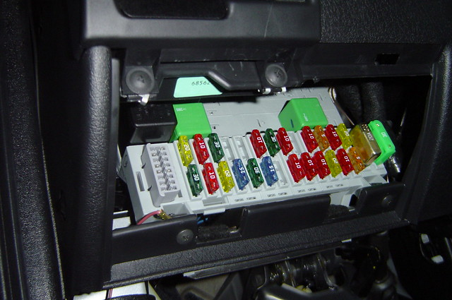 New Fuse Box Installation Costs : Car s fuse box flickr photo sharing