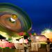 glowing wheel by Sara Heinrichs (awfulsara)