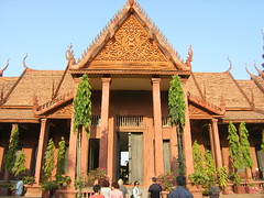 National Museum of Cambodia Phnom Penh Cambodia