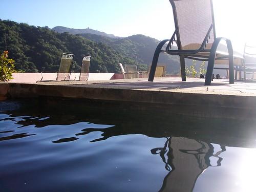 pool rainforest puertorico jungle elyunque jdallen casaflamboyant