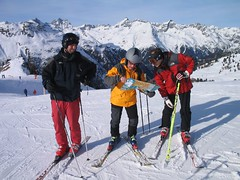 telemark skiing(0.0), nordic skiing(0.0), ski equipment(1.0), winter sport(1.0), footwear(1.0), nordic combined(1.0), ski cross(1.0), ski(1.0), skiing(1.0), piste(1.0), sports(1.0), recreation(1.0), outdoor recreation(1.0), mountaineering(1.0), mountain range(1.0), ski touring(1.0), mountain guide(1.0), ski mountaineering(1.0), cross-country skiing(1.0), downhill(1.0),