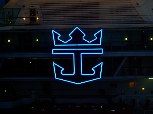 2005 Royal Caribbean Logo