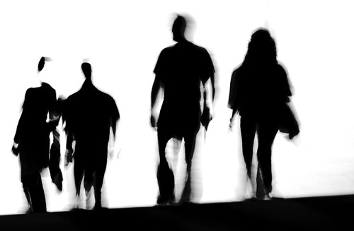 Silhouettes  IV - IMG_1795 BW ed + cr