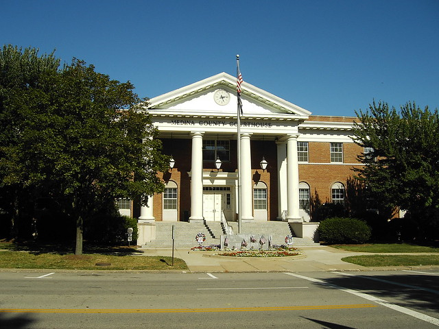 County Courthouse definition meaning