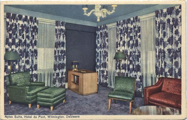 nylon suite hotel du pont wilmington delaware flickr photo sharing. Black Bedroom Furniture Sets. Home Design Ideas
